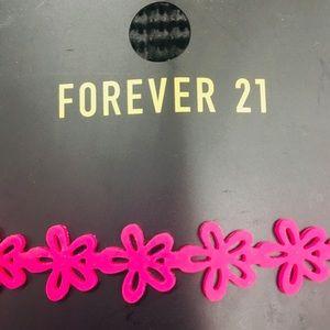 😍 Forever 21 chocker